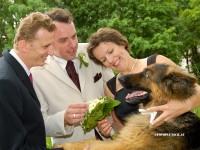 Hochzeits Reportage Paul Plutsch Flugplatz Schwechart