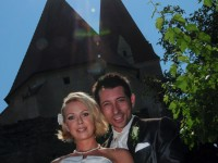 Brautshooting Burg Aggstein Berg