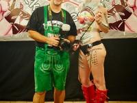 Schloss Leiben Ball World Bodypainting Festival Onlinbilder Lack Leder Harley Club Studiofotografie Plutsch