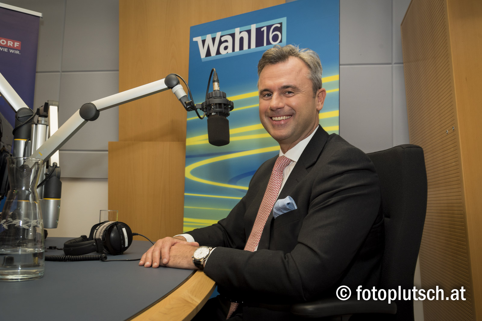 Norbert Hofer: Bundespräsidentschaftskandidat 2016